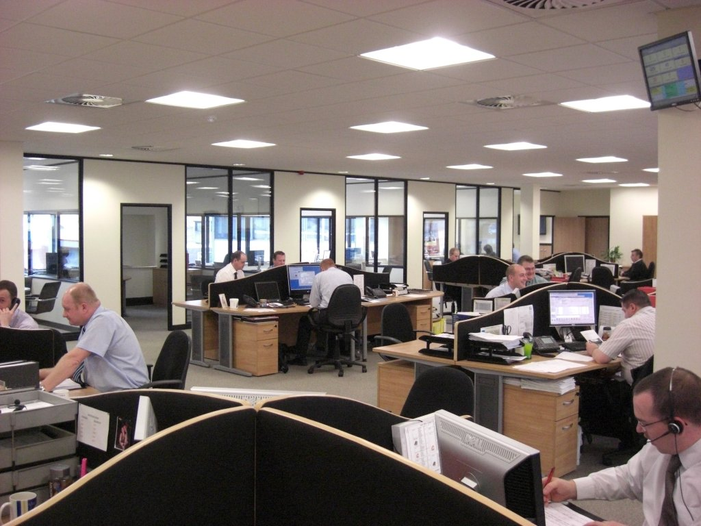 Office fit out grattan developments for Office fit out